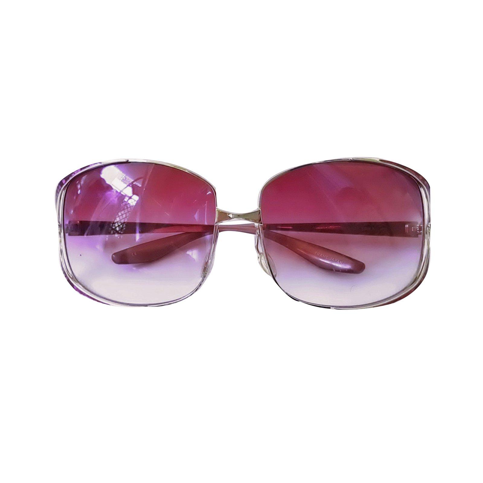 Barton Perreira Sunglasses Sunglasses Metal Pink ref.62098 - Joli Closet